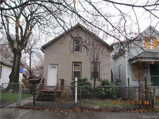1171 Morrell St, Detroit, MI