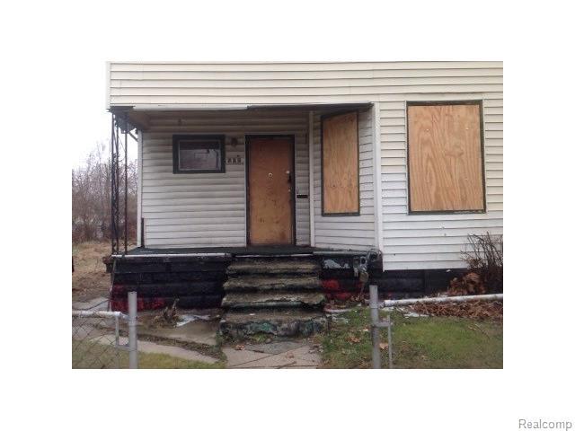 608 S Harrington St, Detroit, MI