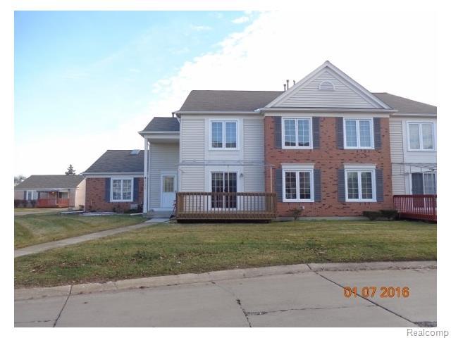 37572 Stonegate Cir, Clinton Township, MI