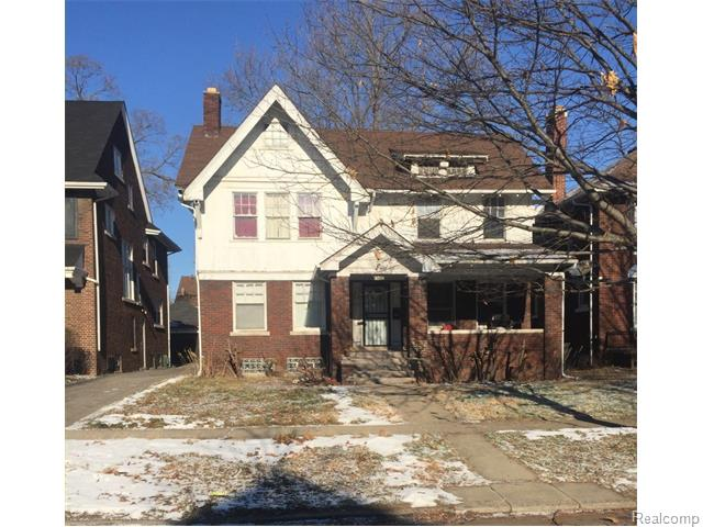 2516 Longfellow St, Detroit MI 48206