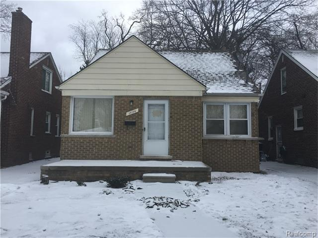 17174 Warwick St, Detroit, MI