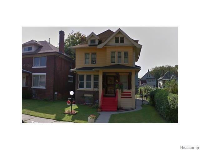 72 Tennyson St, Highland Park, MI