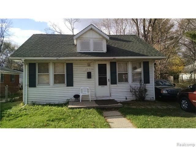15751 Burt Rd, Detroit, MI