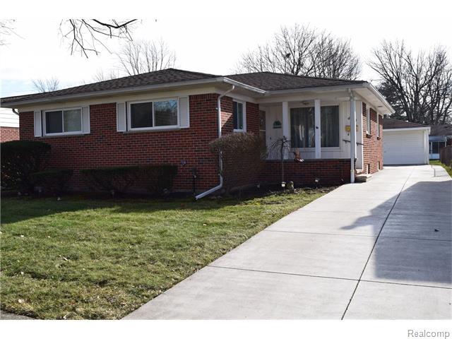 419 W Bloomfield Ave, Royal Oak, MI