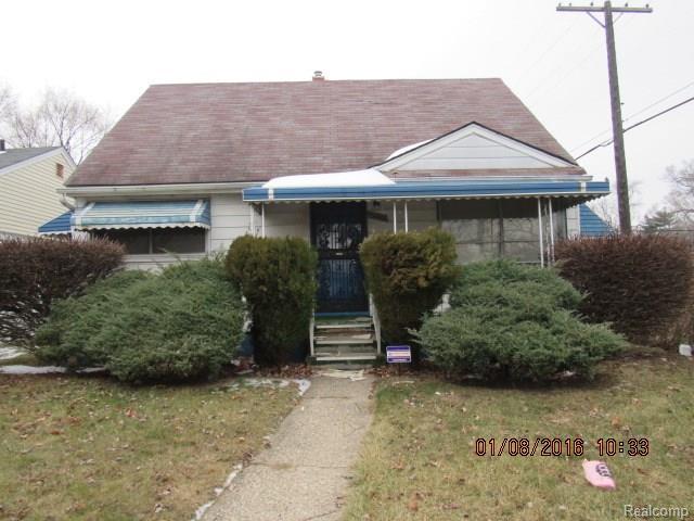 20255 Prairie St, Detroit, MI