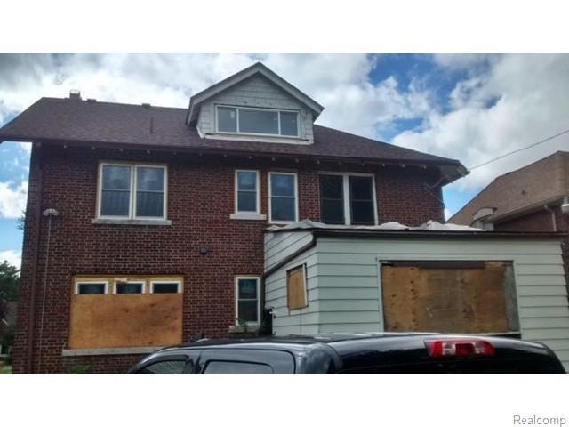 15892 Rosemont Ave, Detroit MI 48223