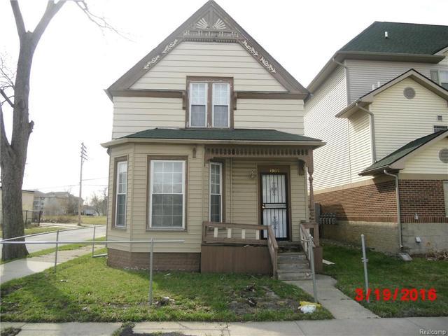 3905 Wabash St, Detroit MI 48208