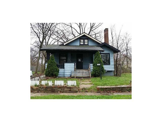 205 W Baker St, Flint MI 48505
