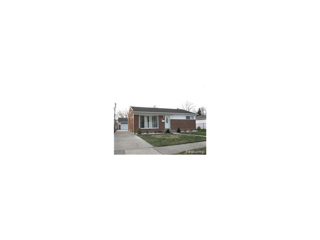 15248 Cynthia St, Southgate, MI