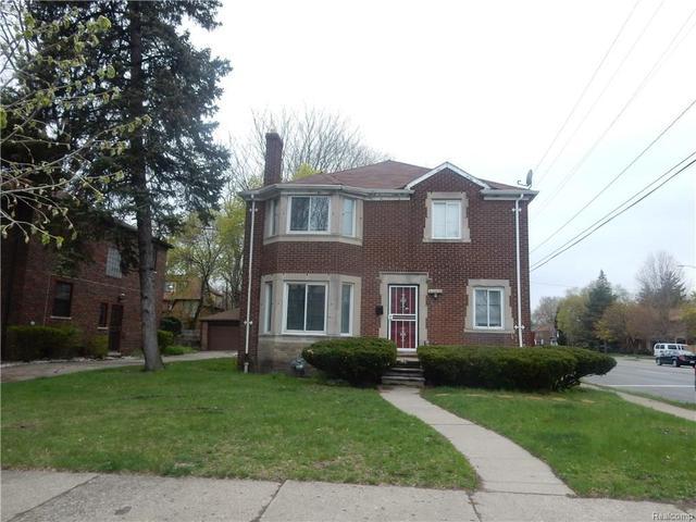 19035 Parkside St, Detroit MI 48221