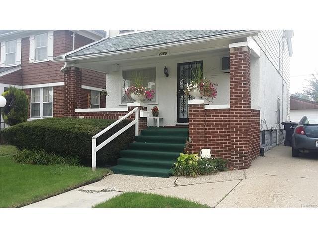 2280 La Belle St, Detroit MI 48238