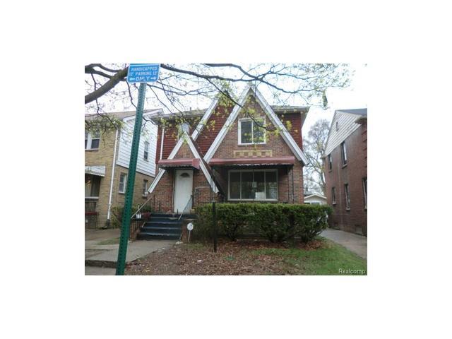 16233 Washburn St, Detroit MI 48221