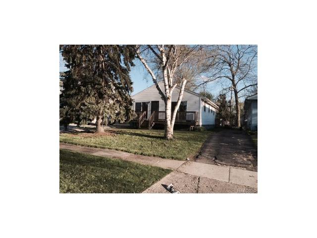 89 W Princeton Ave, Pontiac, MI