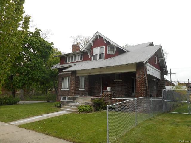 758 Taylor St, Detroit, MI