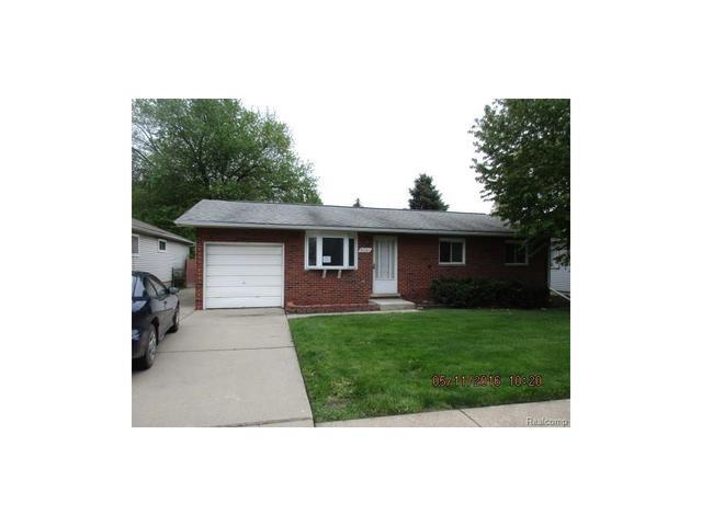 9381 Pardee Rd, Taylor, MI