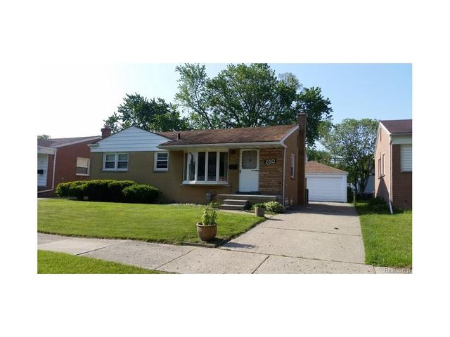 232 E Parker Ave, Madison Heights, MI 48071