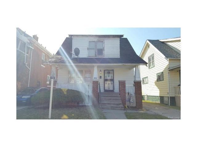 15879 Normandy St, Detroit MI 48238
