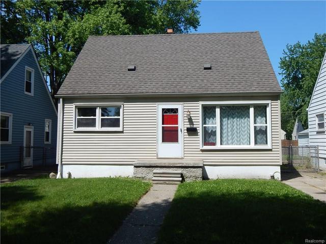 18497 Delaware Ave, Redford, MI