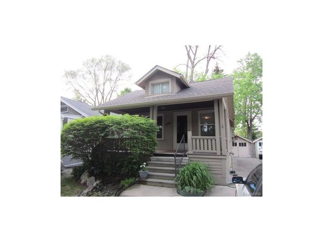 313 E Kenilworth Ave, Royal Oak, MI