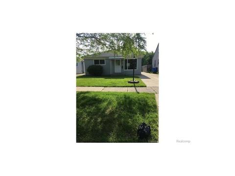 4924 Polk St, Dearborn Heights, MI 48125