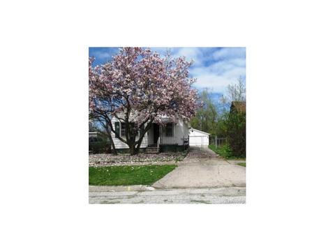 349 E Lyndon Ave, Flint, MI 48505