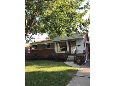 16071 Euclid Ave, Allen Park, MI 48101