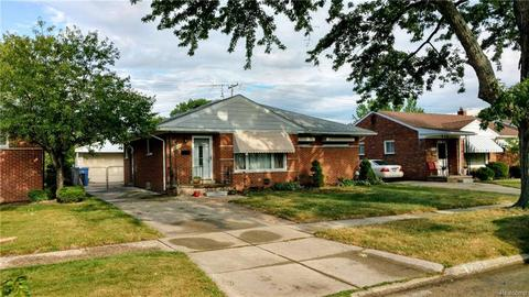 8488 Colonial, Dearborn Heights, MI 48127