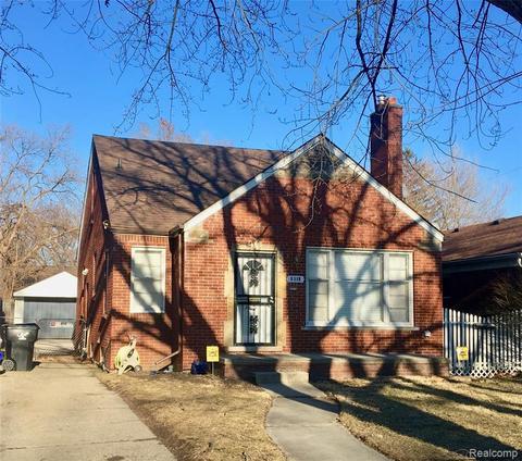 2860 Detroit Homes for Sale - Detroit MI Real Estate - Movoto