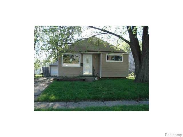 991 Hubbard Ave, Flint MI 48503