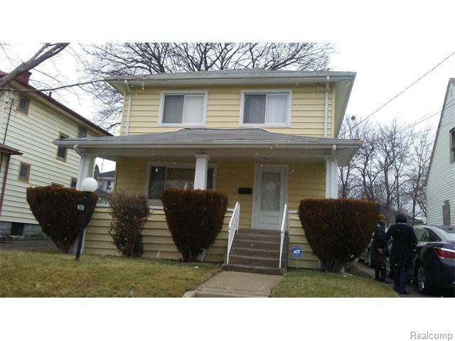 409 E Dartmouth St, Flint MI 48505