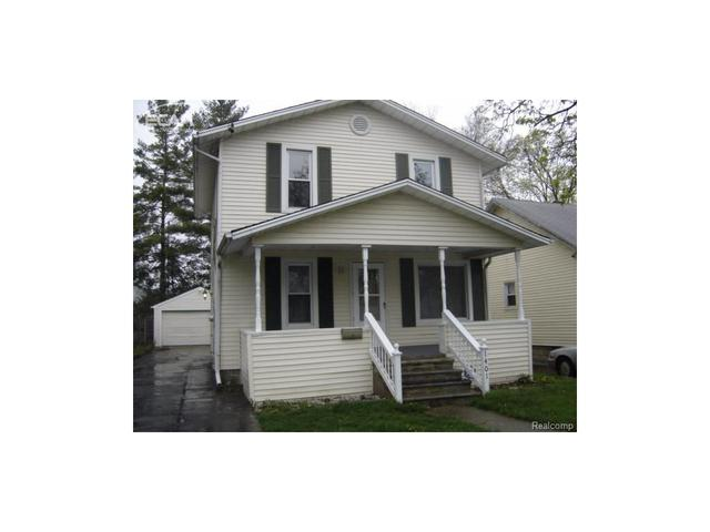 1401 Knight Ave, Flint MI 48503