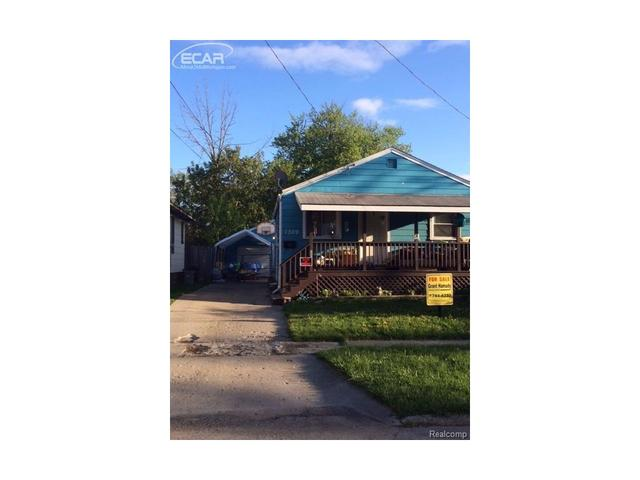 1309 Pettibone Ave, Flint, MI