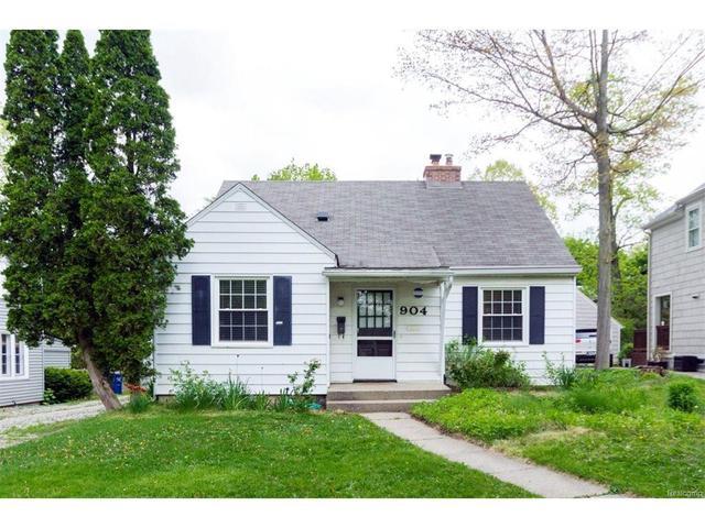 904 Edgewood Pl, Ann Arbor MI 48103