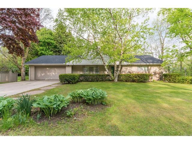 2677 Kimberley Rd, Ann Arbor MI 48104