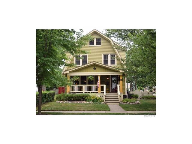 1127 N Altadena Ave Royal Oak, MI 48067