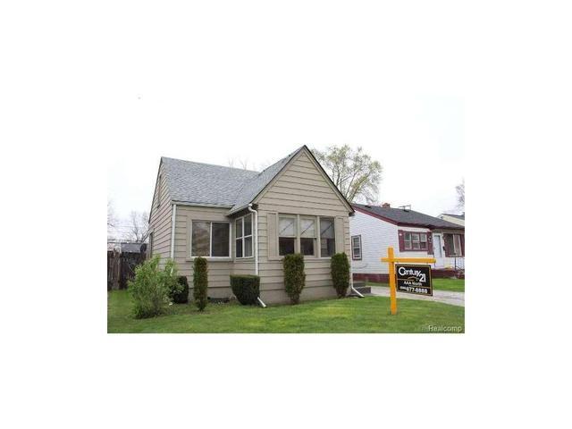 13467 Prospect Ave, Highland Park MI 48203