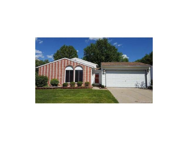 41980 Kentvale Clinton Township, MI 48038
