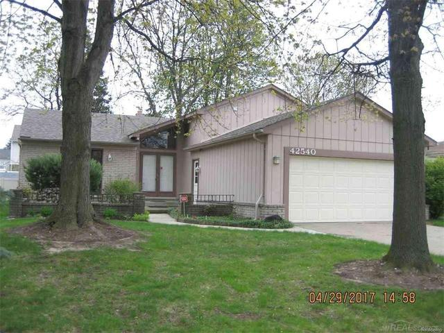 42540 SycamoreSterling Heights, MI 48313