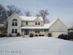 3856 Forest Edge Rd, Muskegon MI 49442