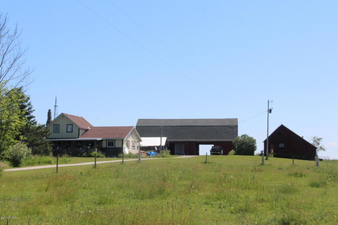 Michigan mason county custer -  1642 N Schoenherr Road Custer Mi 49405