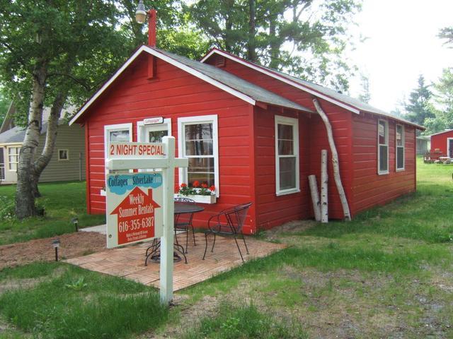 8532 W Silver Lake Rd ## -1, Mears, MI 49436