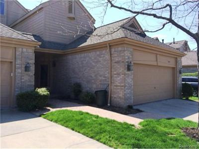 26211 Harbour Pointe, Harrison Township, MI