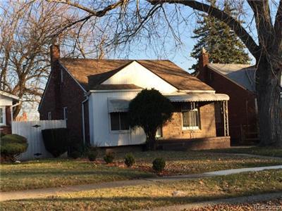 19808 Woodingham, Detroit, MI