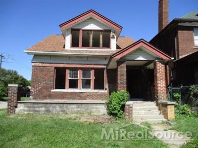 13805 Glenwood, Detroit, MI