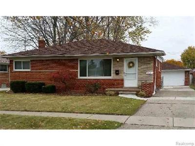 11487 Gerald, Warren, MI