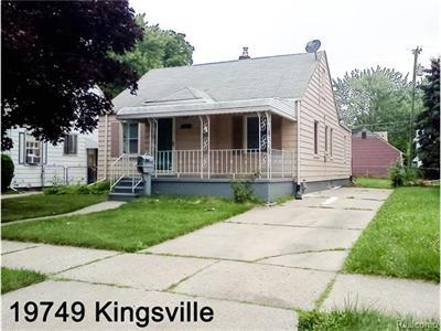 19749 Kingsville, Harper Woods, MI