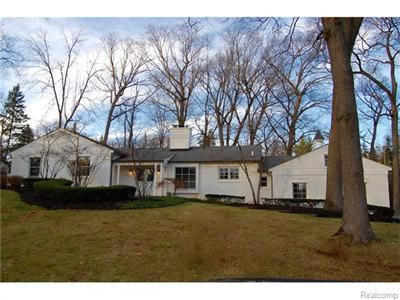 3724 Darlington, Bloomfield Hills, MI