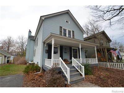 44 E Washington, Clarkston, MI
