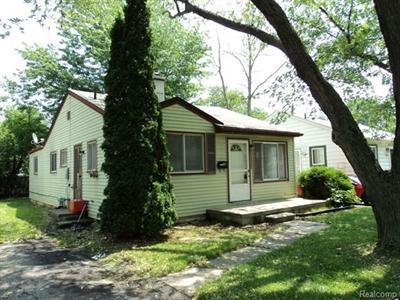 28516 Marshall, Southfield, MI