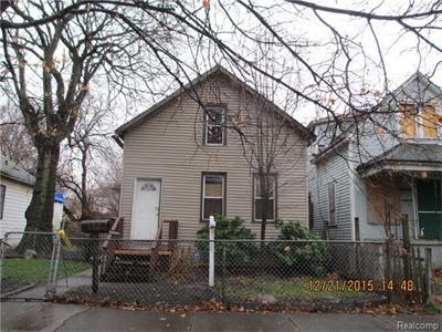 1171 Morrell, Detroit, MI